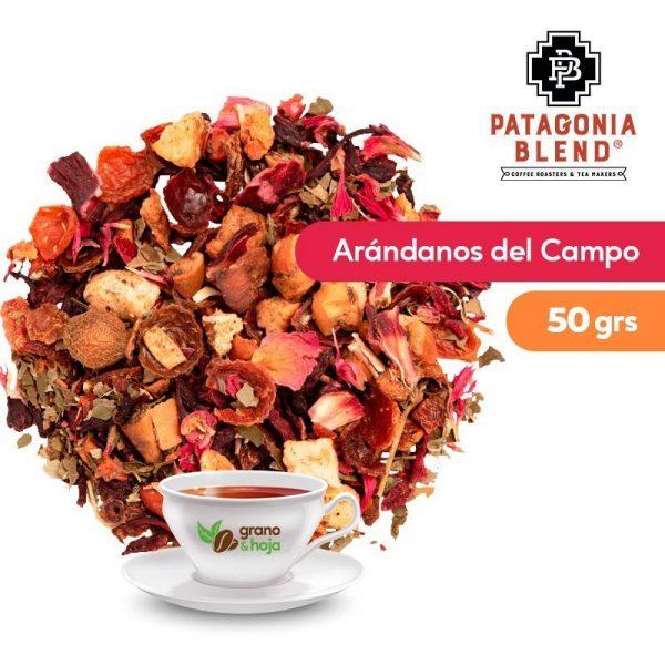 Infusión Patagonia Blend Arándanos del Campo
