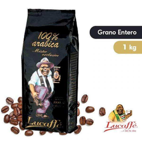 Café Lucaffe Mr. Exclusive Grano Entero