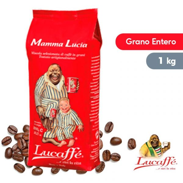 Café Lucaffe Mamma Lucia