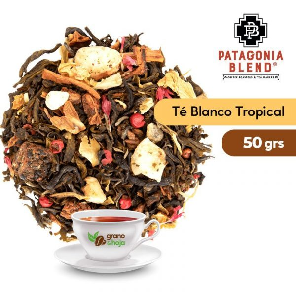 Té Blanco Patagonia Blend Tropical