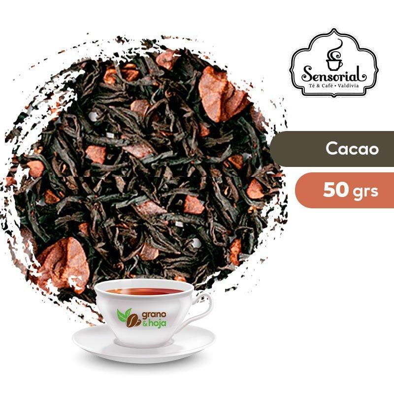 Té Negro Cacao 50grs