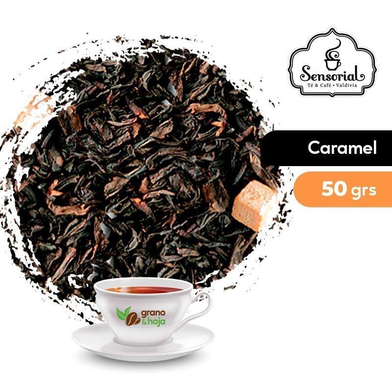Té Negro Caramel 50grs