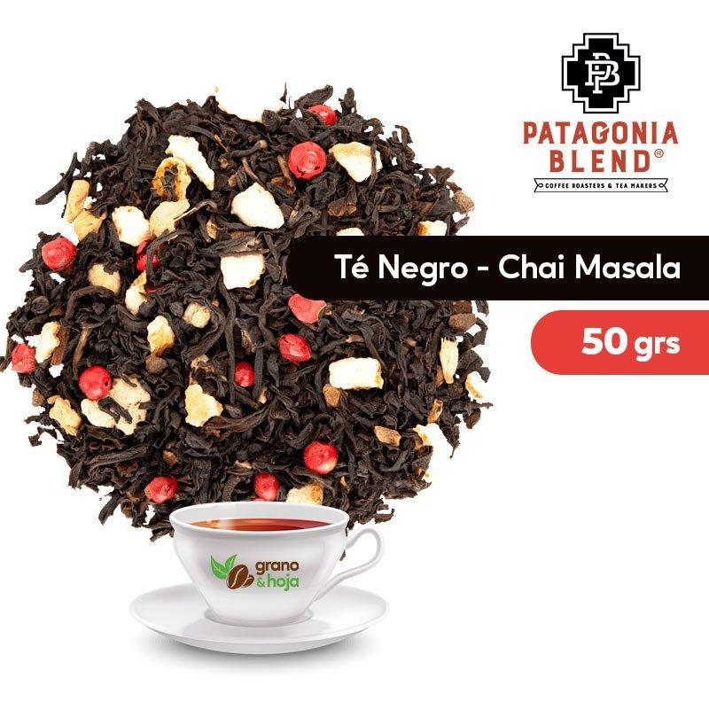 Té Negro Patagonia Blend Chai Masala