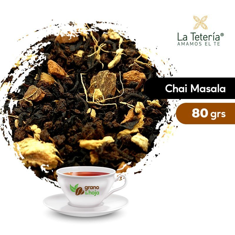 Té Negro Chai Masala