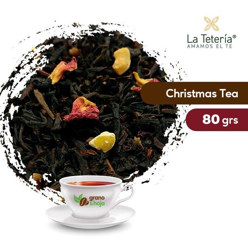 Té Negro Christmas Tea 80grs