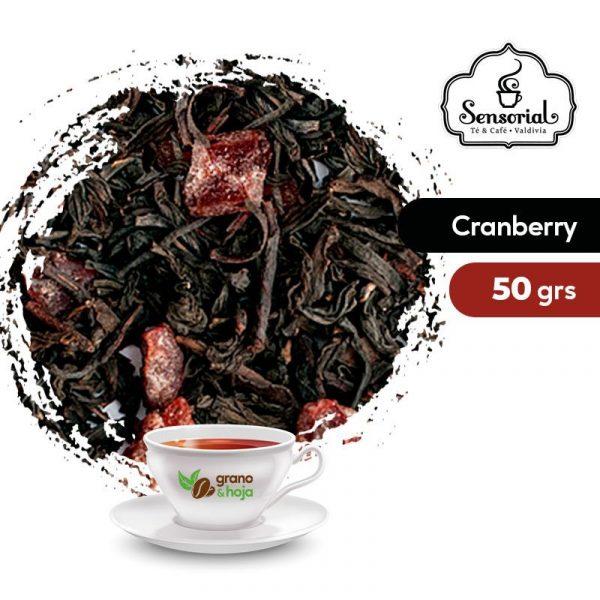 Té Negro Cranberry