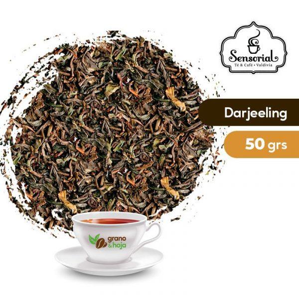 Té Negro Darjeeling 50grs