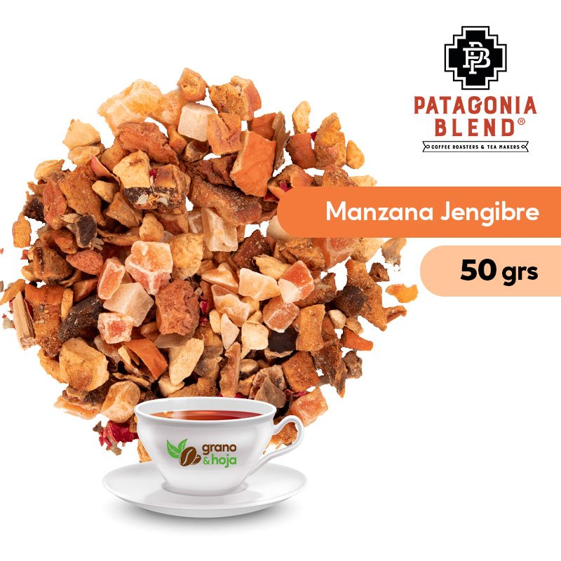 Infusión Patagonia Blend Manzana Jengibre