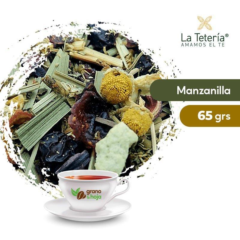 Manzanilla 65grs Orgánica