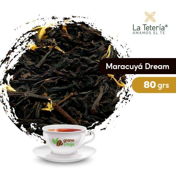 Té Negro Maracuya Dream