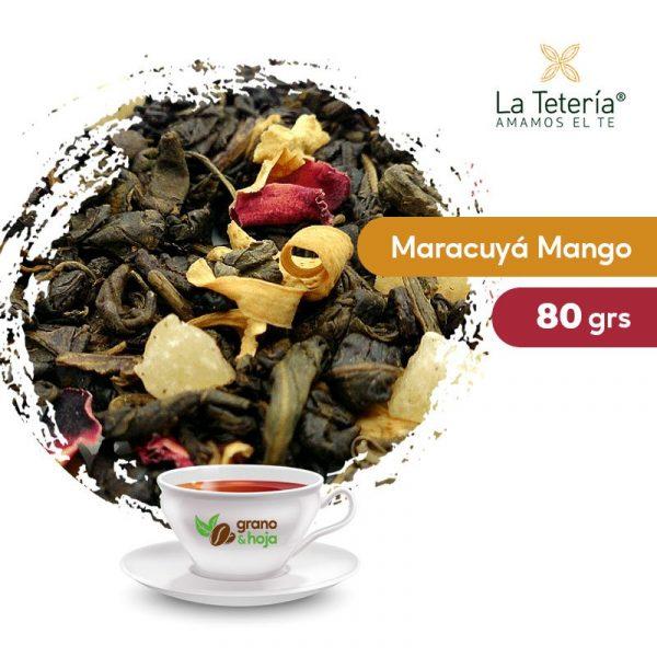 Té Verde Maracuyá Mango