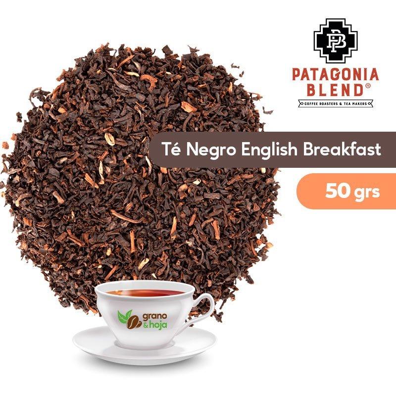 Té Negro Patagonia Blend English Breakfast