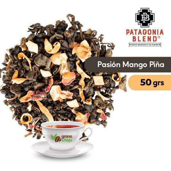 Té Verde Patagonia Blend Pasión Mango Piña