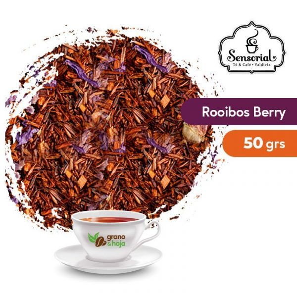 Rooibos Berry 50grs