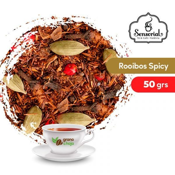 Rooibos Spicy 50grs
