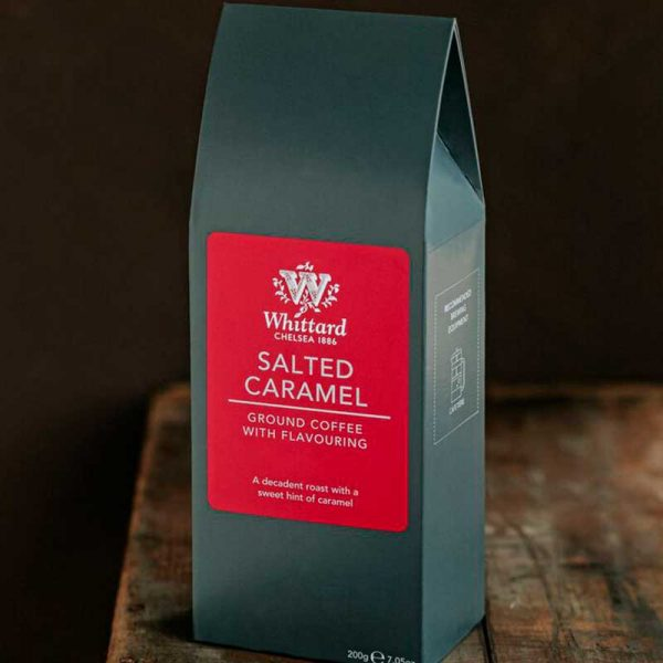 Café Whittard Molido Salted Caramel 200grs