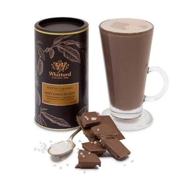 Chocolate Caliente Caramelo 350grs