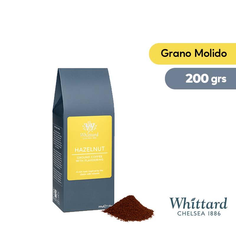 Café Molido Hazelnut Avellana 200 grs