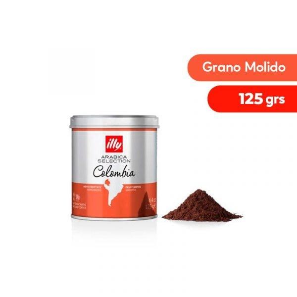 Café Grano Molido Colombia 125grs