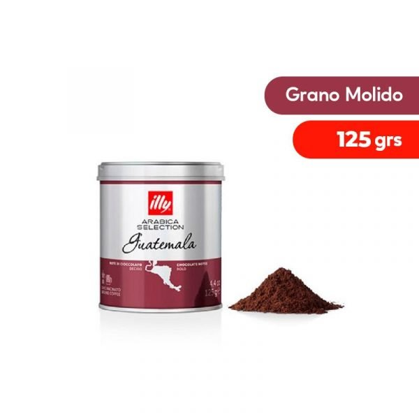 Café Grano Molido Guatemala 125grs