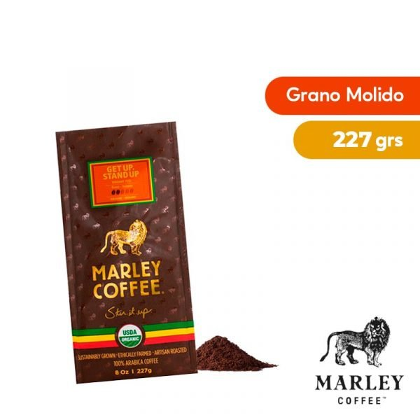 Café Grano Molido Lively Up 227 grs
