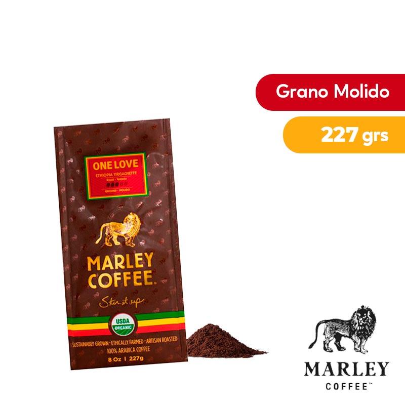 Café Grano Molido One Love 227 grs