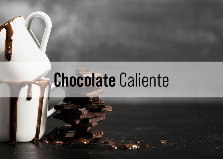 Categoría de Chocolate Caliente