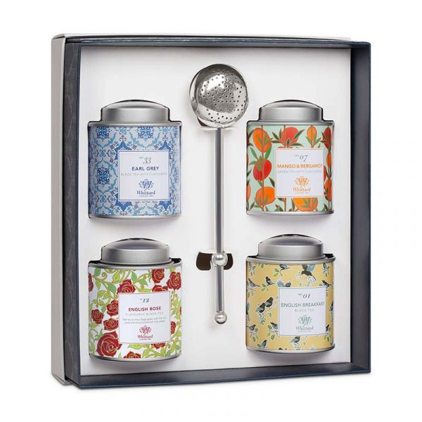 Set Té Hebras The Afternoon Collection + Infusor 2