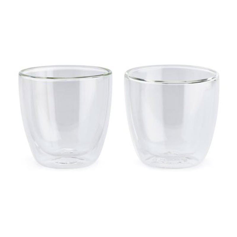 Set Vasos Doble Vidrio 1