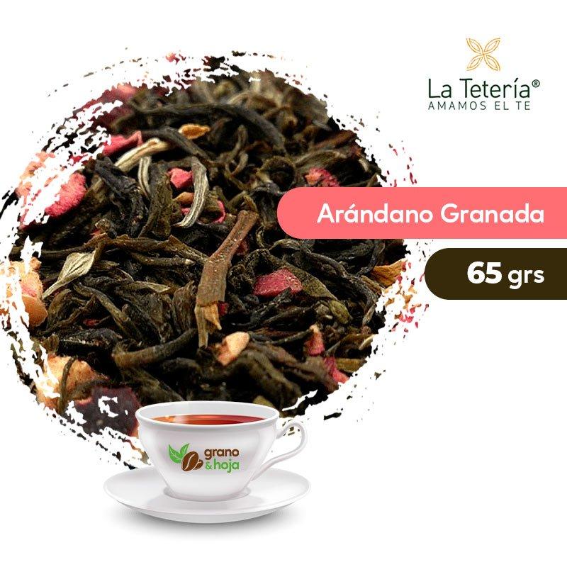 Té Blanco Arándano Granada 65grs
