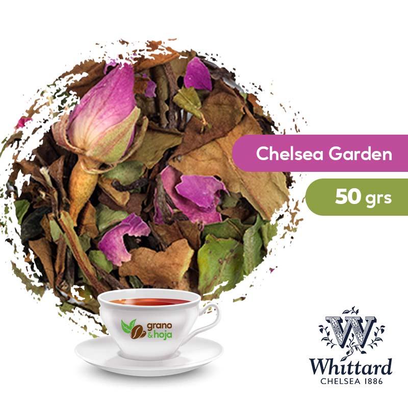Té Blanco Chelsea Garden 50grs Discovery 2
