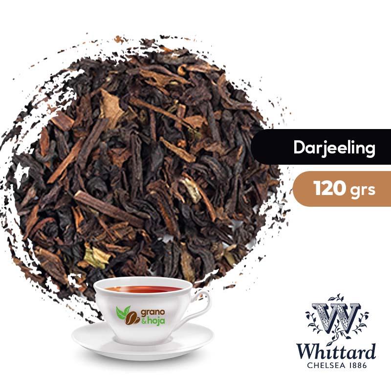 Té Negro Darjeeling 120grs