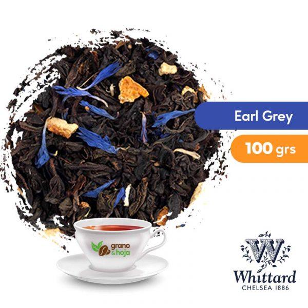 Té Negro Earl Grey 100grs