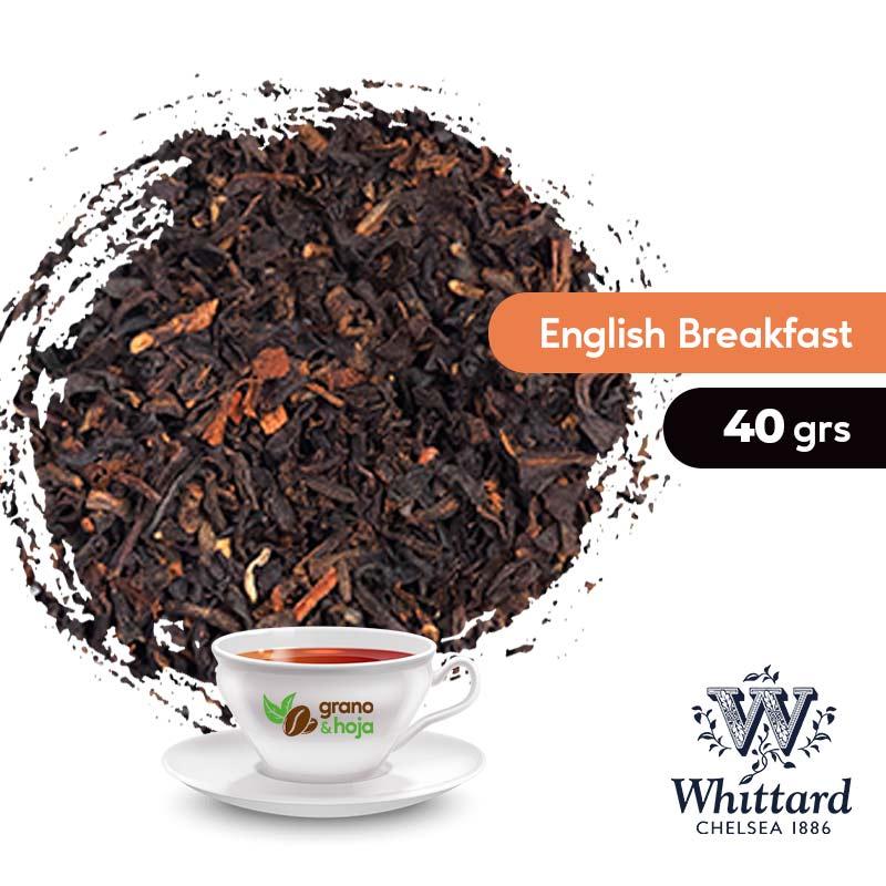 Té Negro Alice English Breakfast 40grs
