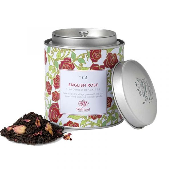 Té Negro English Rose 100grs Discovery 2