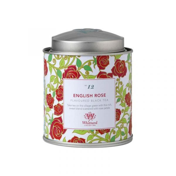 Té Negro English Rose 100grs Discovery 1
