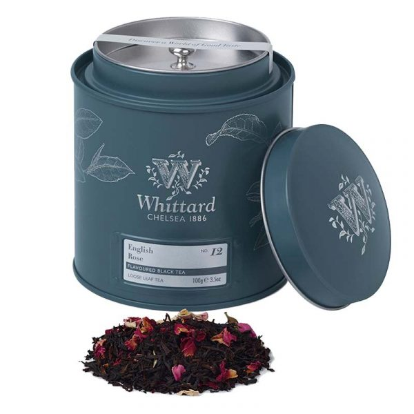 Té Negro English Rose 100grs 1