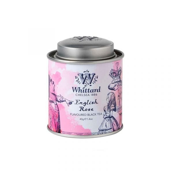 Té Negro Alice English Rose 40grs 2