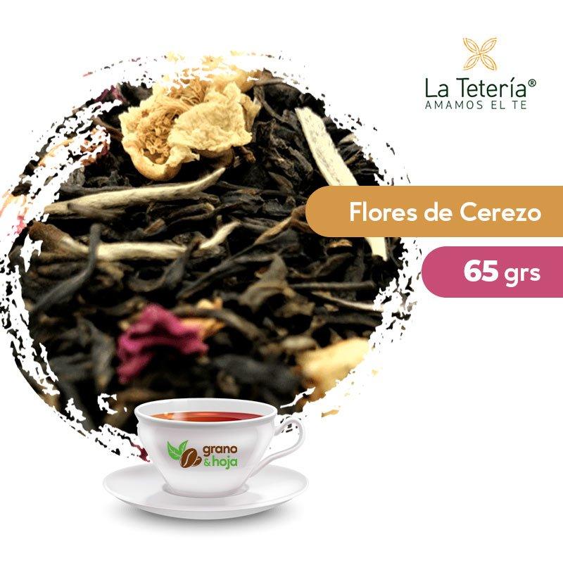 Té Blanco Flores de Cerezo 65grs