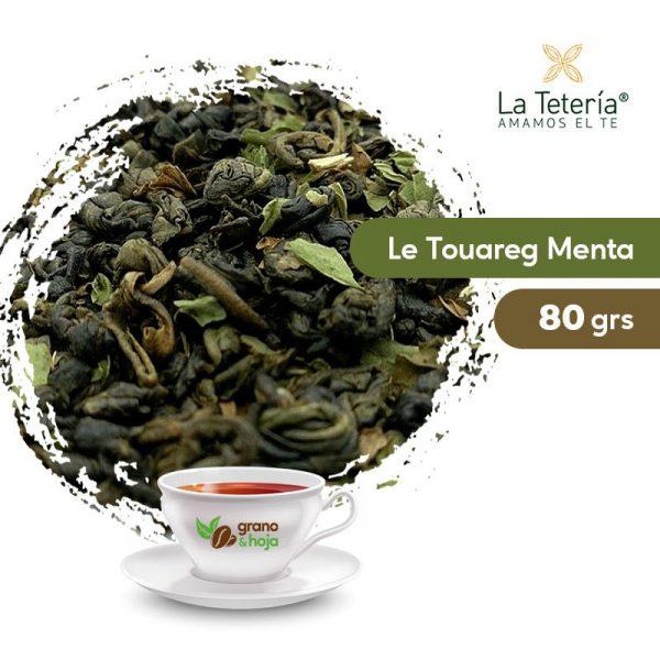 Té Verde Le Touareg Menta Egipcia 80grs