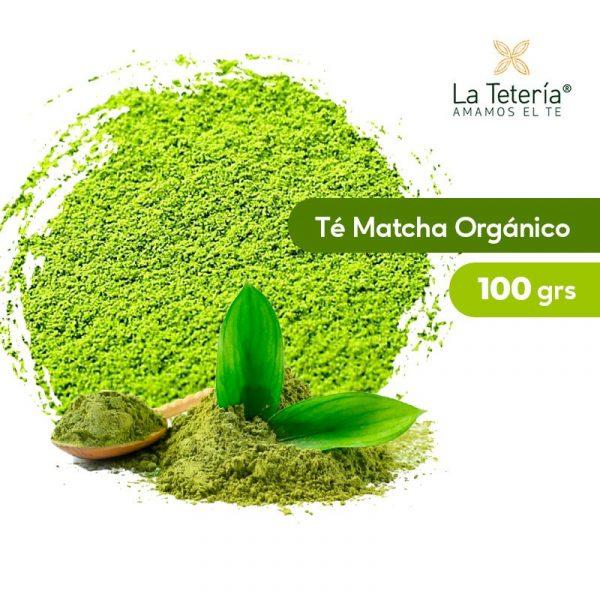 Té Verde Matcha Orgánico 100grs