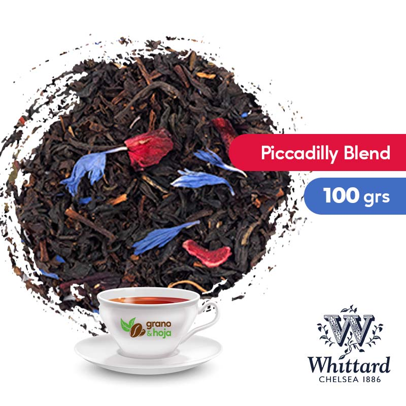 Té Negro Piccadilly Blend 100grs Discovery