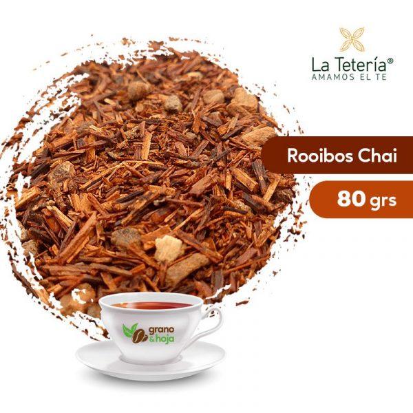 Rooibos Chai 80grs