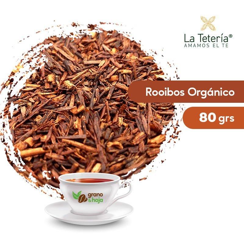 Rooibos Orgánico 80 gramos