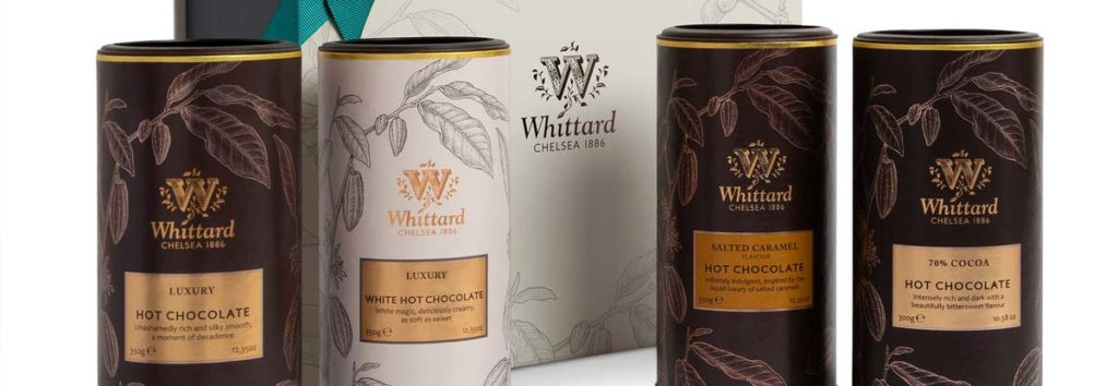 Chocolate Caliente de la marca Whittard