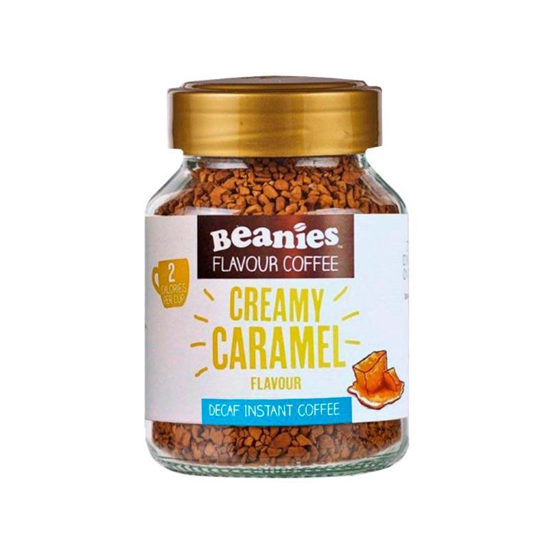 Café Beanies Creamu Caramel 50grs