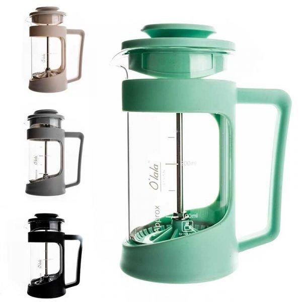 cafetera prensa francesa colores