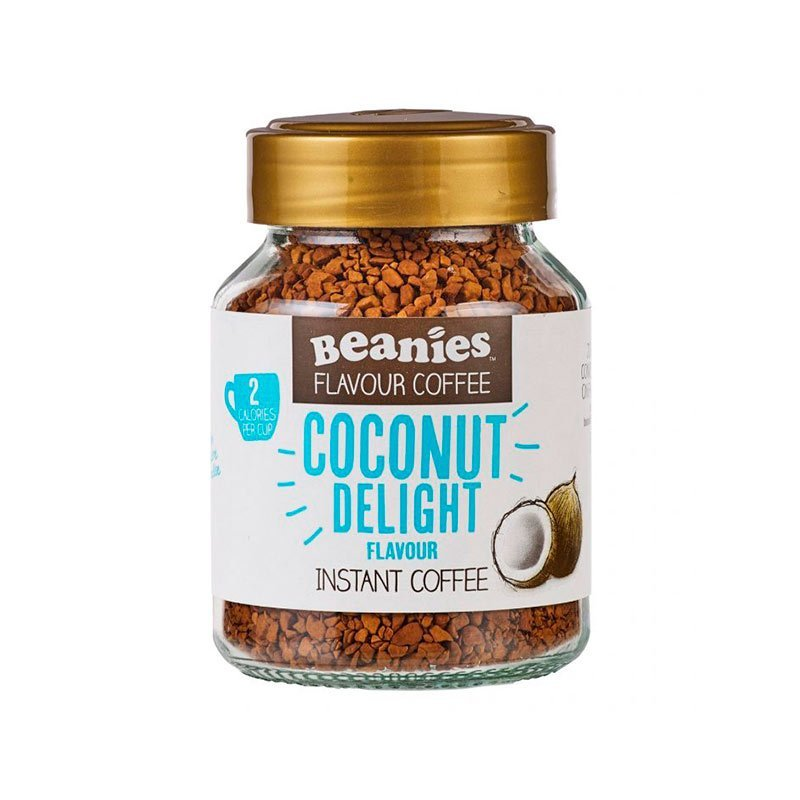 Café Beanies Coconut Delight