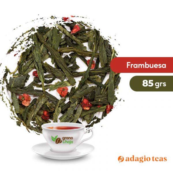 Te Verde Adagio Frambuesa 85grs