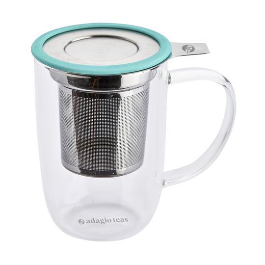Mug Bhoro Turquesa Adagio 470ml
